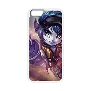 iphone6s 4.7 inch Phone Case White Tristana LOL league of legends WE1TY707768
