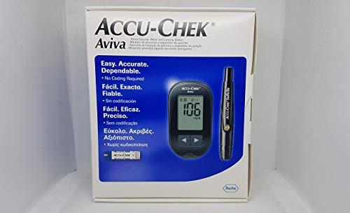ACCU-CHEK Medidor de Glucosa 1