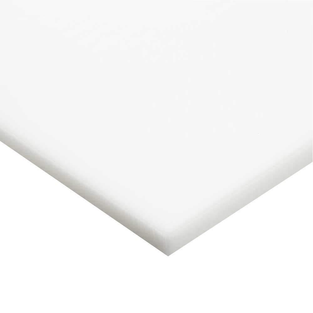 White Acrylic PLEXIGLASS Sheet Color #7328 1//16 x 24 x 12