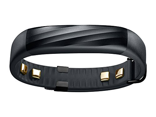 Jawbone JL04-0303ABD-SC UP3 Activity Tracker + Heart Rate - Black by Jawbone