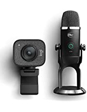 Logitech C920 HD Pro Webcam, Full HD 1080p/30fps Video Calling