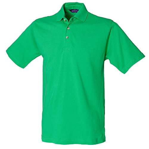 Henbury -  Polo  - Uomo Verde Verde brillante medium