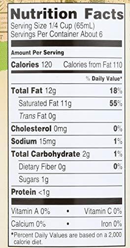 365 Everyday Value, Organic Coconut Milk, 13.5 fl oz