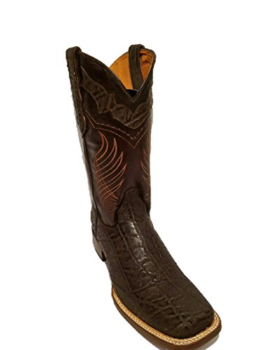 Lider Leather - Gran Lider Western Boots Imitation Elephant