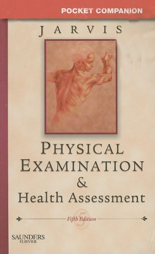 Pocket Companion for Physical Examination & Health Assessment - Text and E-Book Package, 5e