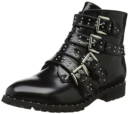 Slouch 1madoc a Women's 181 Black Boots Noir Morgan IwFTqBz