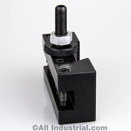 BXA #1 QUICK CHANGE TURNING & FACING LATHE TOOL POST HOLDER (250-201) by All Industrial (Image #2)