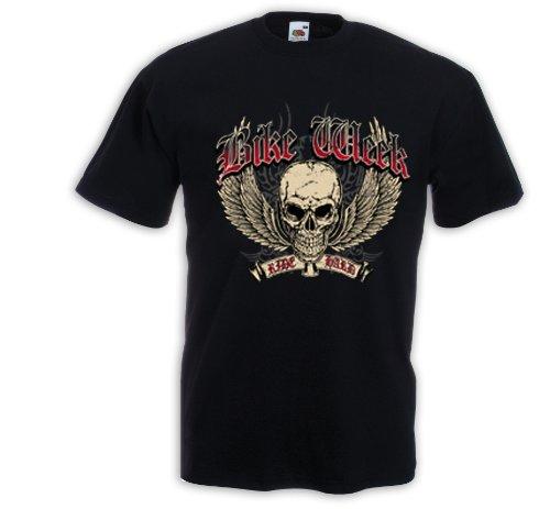 Fruit of the Loom - Camiseta - para hombre negro
