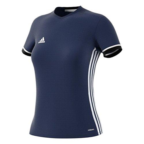 Adidas Condivo 16 Womens Soccer Jersey M Dark Blue/White