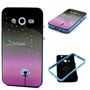 WQQ Dream Pattern Back Case Cover for Samsung Galaxy Core 2 G3556D/G355H