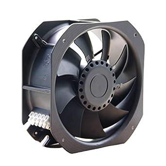 Ventilador EC 225 x 80 mm CR2258-3600E1B: Amazon.es: Industria ...