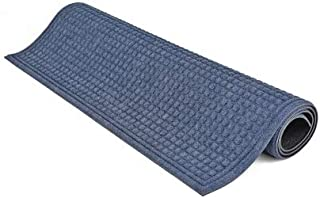 product image for Apache Mills Blue Dual Fiber Carpet, Entrance Mat, 3 ft. Width, 5 ft. Length - 78-880-1506-30000500