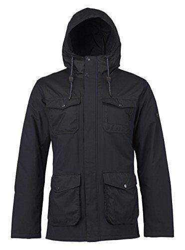 Jacket Nero Uomo Giacca Burton Match AxaF5wqCn6