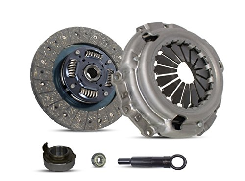 Clutch Kit Works With Mazda Protege Mx-6 Ford Probe Dx Es Es Lx Mp3 Base Mazdaspeed 1993-2003 2.0L l4 GAS DOHC Naturally Aspirated