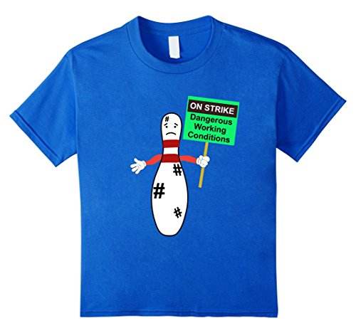 Funny Bowling T-Shirt - On Strike