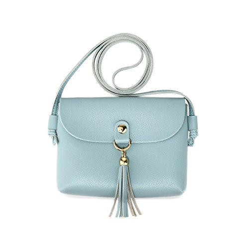 Bag Body For Women Holiday Women's Blue Cross Dress Charm Tassel LeahWard Handbag Bag 4xpwSRZ4q