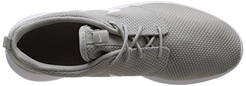 Nouvelle Chaussure De Sneaker Casual Rose Sneaker Nike Hommes 023-loup Gris Blanc