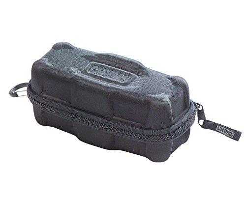 Chums The Vault Case, Black, One Size