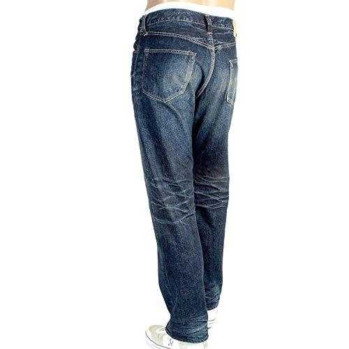 Zuckerrohr Herren Lone Star sc40901h 5Jahre Alter Single Star Denim Jeans cane3075