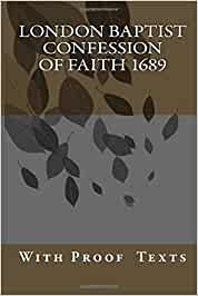 baptist confession of faith 1689 pdf