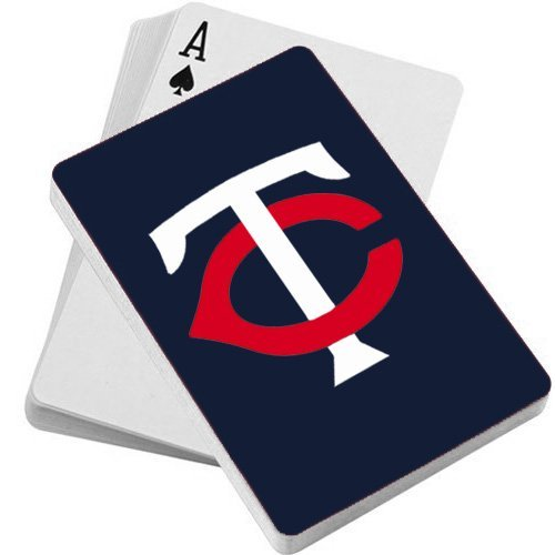 MLB Minnesota Twins Playing Cards ()