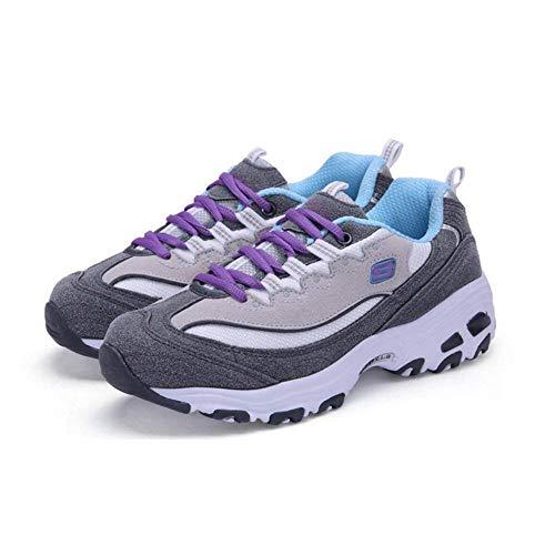 Confort De Muffins C Femme Tout Marée E Pour Mode Taille Course Amortisseur coloré 38 Oudan Chaussures Chocs Sport U8q5wY