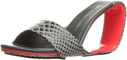 UNITED NUDE Women's Mobius Hi Slide Sandal