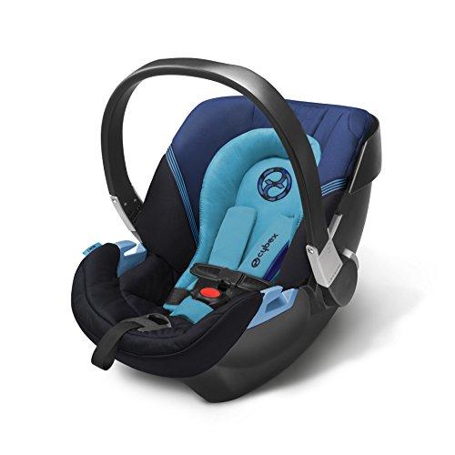 CYBEX Aton 2 Infant Car Seat, True Blue