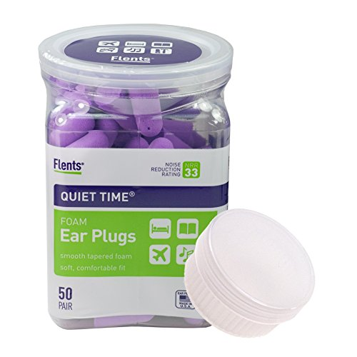 flents-quiet-time-soft-comfort-ear-plugs-1-50-count-with-clear-plastic-travel-jar