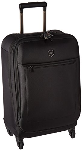 Victorinox Avolve 3.0 Large Expandable Carry-on Spinner, Black