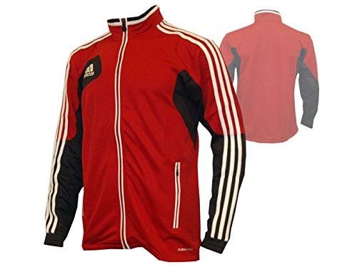 adidas Herren Jacke Condivo 12 Training Jacket, university red/black, 6, X16885