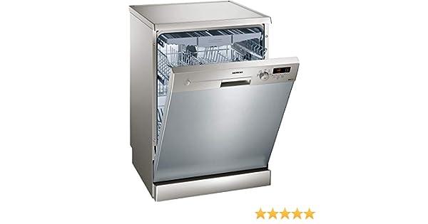 Siemens iQ100 SN215I01FE lavavajilla Independiente 14 cubiertos A ...