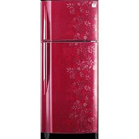 Godrej 240 L 2 Star Frost Free Double Door Refrigerator(RT Eon 240 P 2.3, Red)