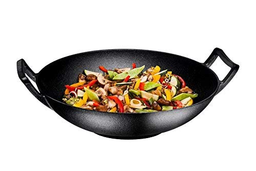 Buy wok for gas stove