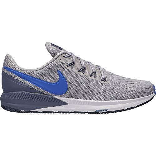 Nike Air Zoom Structure 22 Atmosphere Grey/Hyper Royal-Light Carbon 12.5