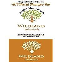 Wildland Botanicals ACV Shampoo Bar