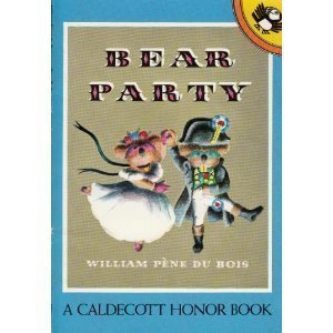 Bear Party (Picture Puffin Books) (Bear Party)