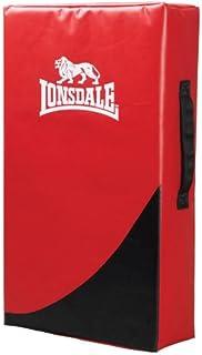 Lonsdale Bouclier Plat Rouge/Noir