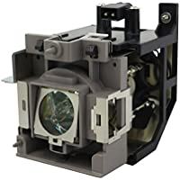 AuraBeam Professional Replacement Projector Lamp for BenQ W6000 With Housing (Powered by Philips)