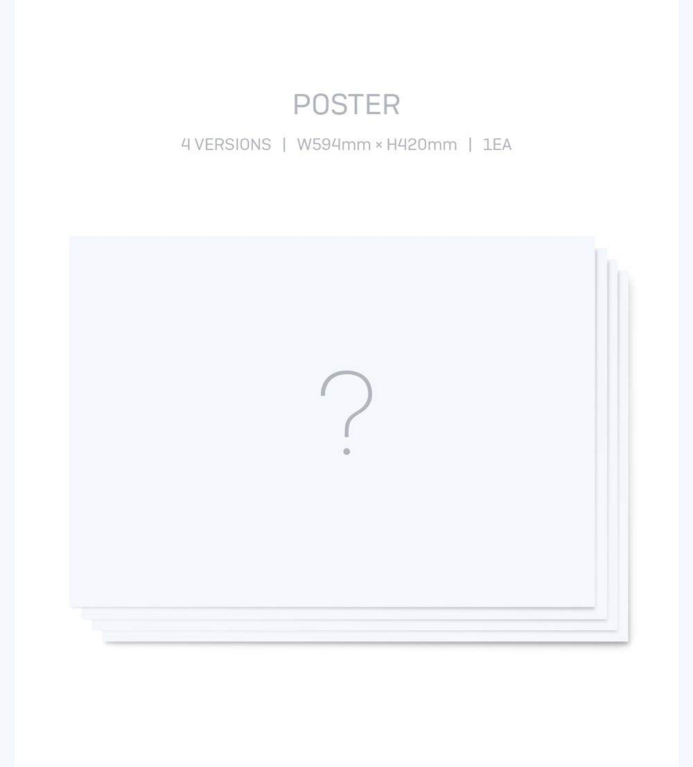 BTS - Love Yourself 承 [Her] [L ver.] with Photobook, Photocard