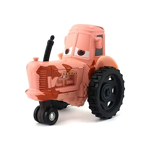 Diecasts & Toy Vehicles - Pixar Cars Frank and Tractor Diecast Toy Car for Children Gifts 1:55 Loose Alloy Modle in Stock & - by Lapa - 1 PCs