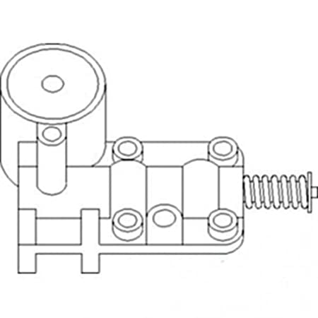 Ford 7000 Tractor Hydraulic Diagram