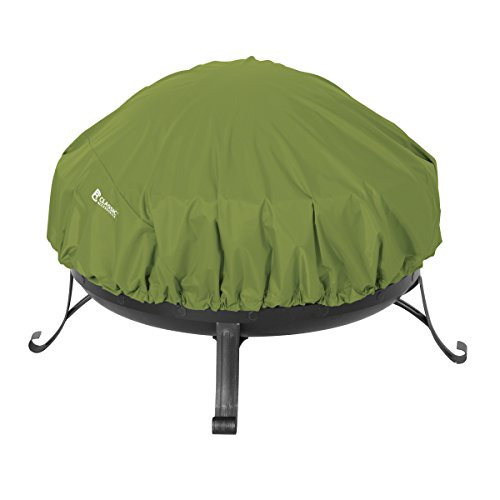 Classic Accessories 55-956-011901-EC Sodo Plus Fire Pit Cover, Green by Classic Accessories