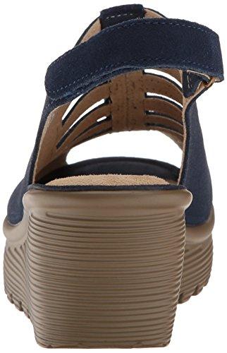 Pulsera Con Parallel Mujer Para trapezoid Marino Skechers Sandalia IUSqxBt