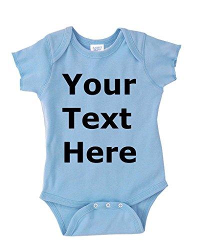 Custom Baby Onesie Bodysuit - 3