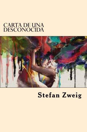 Amazon.com: Carta De Una Desconocida (Spanish Edition ...