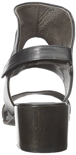 Leather Heeled Coclico H Coal Tyrion Black Women's Sandal CgWFqvw
