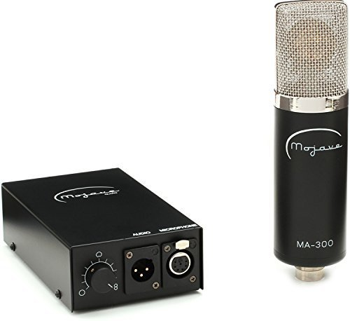 Mojave Audio MA-300 Large-diaphragm Tube Condenser Microphone -