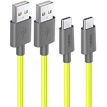 Amazon.com: BeneStellar for Samsung S9 Charger Cable, USB C ...