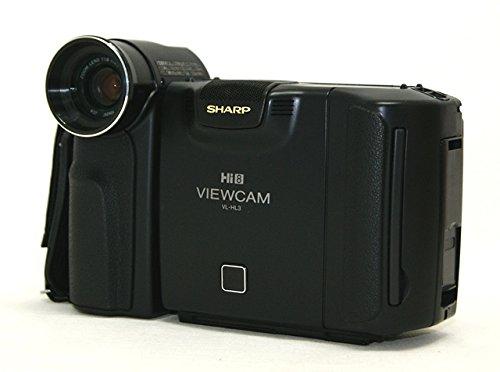 SHARP シャープ VL-HL3 液晶ビューカム ハイエイトビデオカメラ(VideoHi8/8mmビデオカメラ) Hi8方式